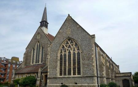 St Barnabas Church Image