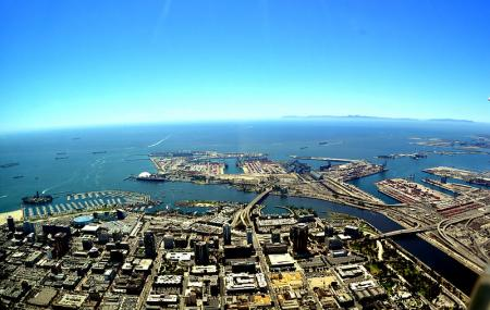 Long Beach City Beach Image