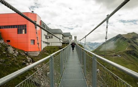 Dachstein Suspension Bridge Image