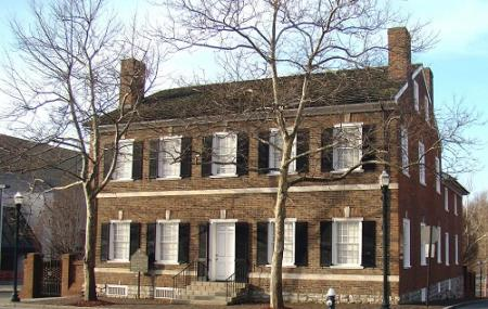 Mary Todd Lincoln House Image