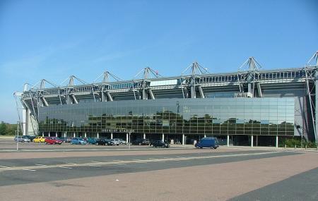 Brondby Stadion, Copenhagen