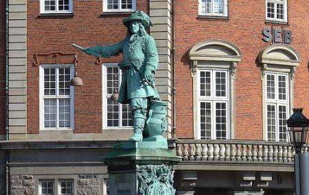 Statue Of Niels Juel Image