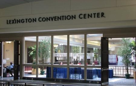 Lexington Convention Center Image