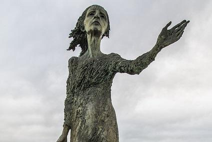 Monument To The Mother Of Migrants Image