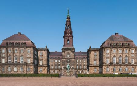 Christiansborg Palace Image