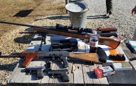 Jasper Pulaski Shooting Range Image