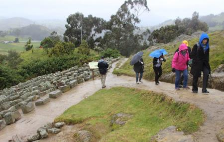 Ingapirca Inca Trail Ecuador Trekking Image