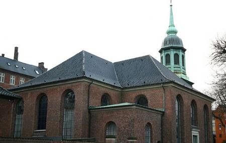 Garrison Church, Copenhagen