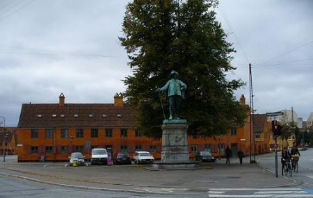 Christian Iv Statue Image