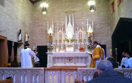 Carmel Of Jesus, Mary & Joseph Image