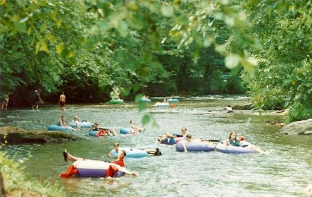 Cool River Tubing Image