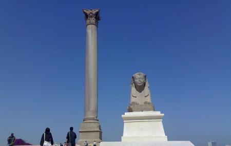Pompey's Pillar Image