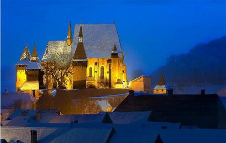 Fortified Church Image
