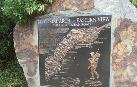 Memorial Arch At Eastern View Image