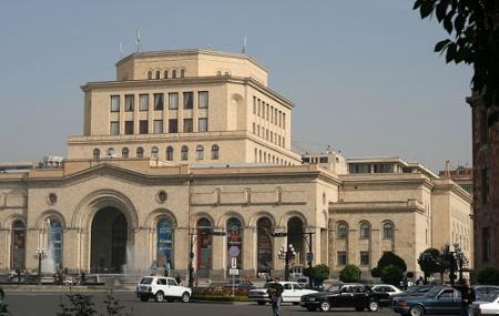Republic Square Image
