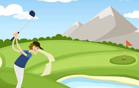 Oasis Golf Practice Range Image