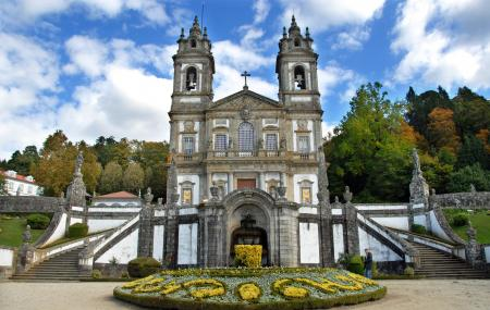 Miradouro Do Santuario Do Bom Jesus Image