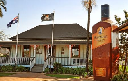 Bundaberg Rum Distillery Image