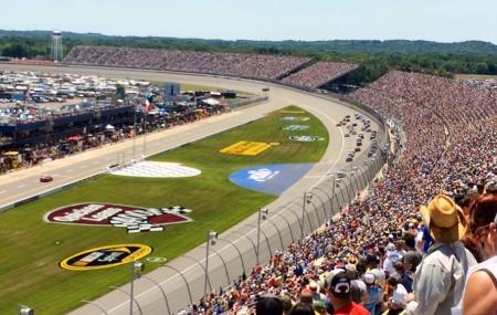 Michigan International Speedway Image