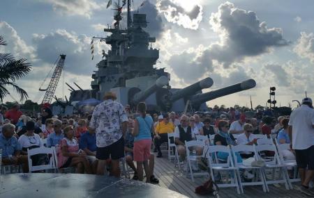 Battleship North Carolina Image