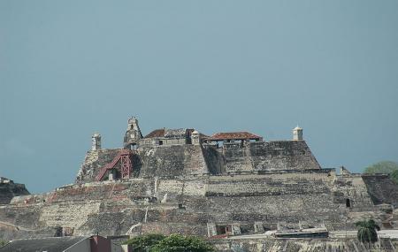 Castillo De San Felipe De Barajas Image