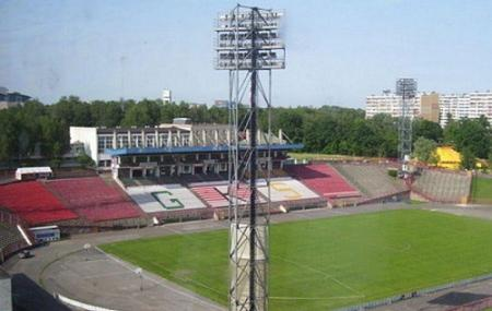 Stadion Gminny Forteca Swierklany Image