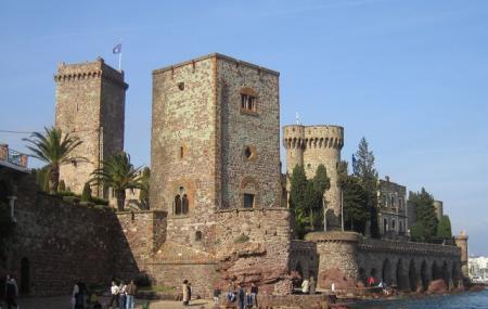 Chateau De La Napoule Image