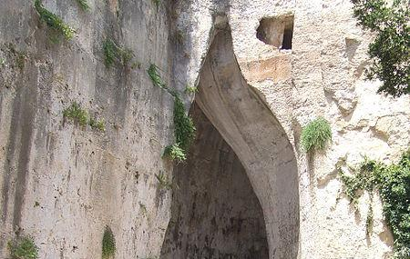 Ear Of Dionysius Image