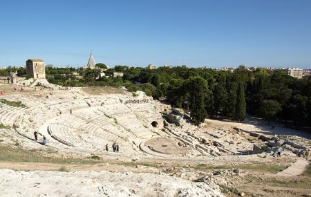 Greek Theatre Image
