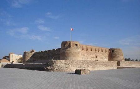Arad Fort Image