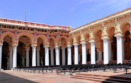 Thirumalai Nayak Palace Image