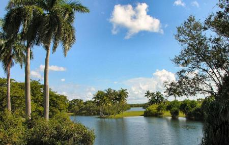 Fairchild Tropical Botanic Garden Image