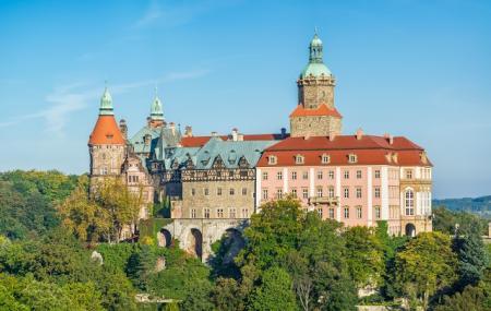 Ksiaz Castle Image