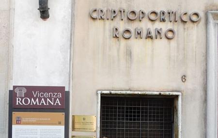 Criptoportico Romano Image