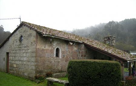 Capela De San Cosme De Maianca Image