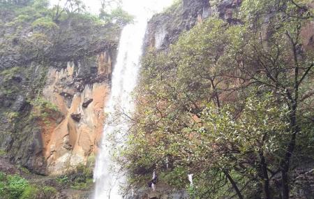 Rautwadi Waterfall Image