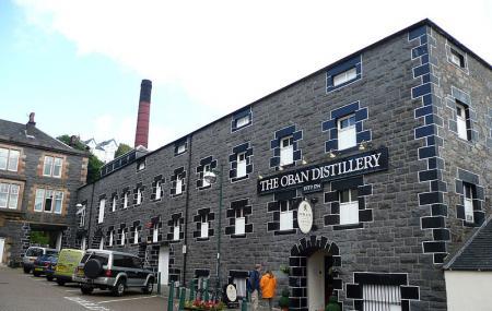 Oban Distillery Image