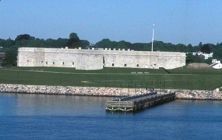 Fort Trumbull State Park Image