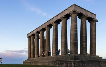 National Monument Of Scotland Image