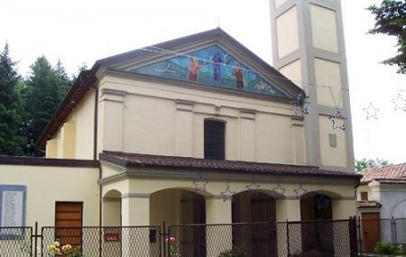 Santuario Della Madonna Di Rezzano Image