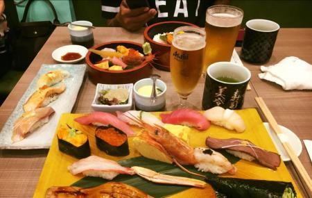 Katsu Midori Sushi Shibuya Image