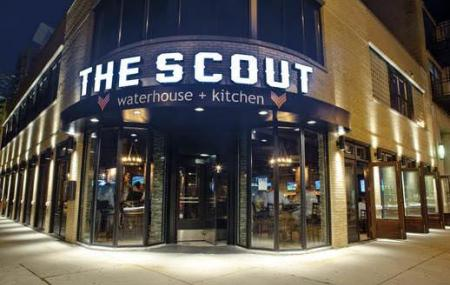 The Scout Waterhouse Kitchen Image