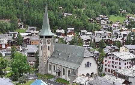 Pfarrkirche Visperterminen Image