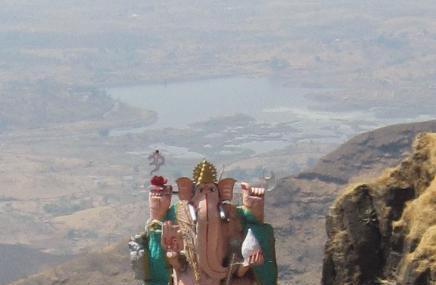 Kadyavarcha Ganpati Image