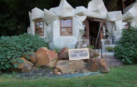 Tulsa Cave House Image