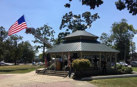 Doughboy Monument At Debardeleben Park Image