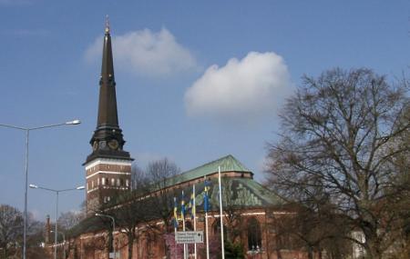 Vasteras Cathedral Image