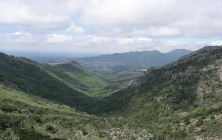 Parque Natural Valle De Alcudia Y Sierra Madrona Image