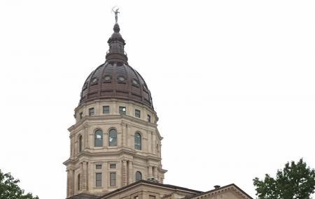 Kansas State Capitol Building Image