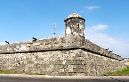 Baluarte De Santo Domingo Image